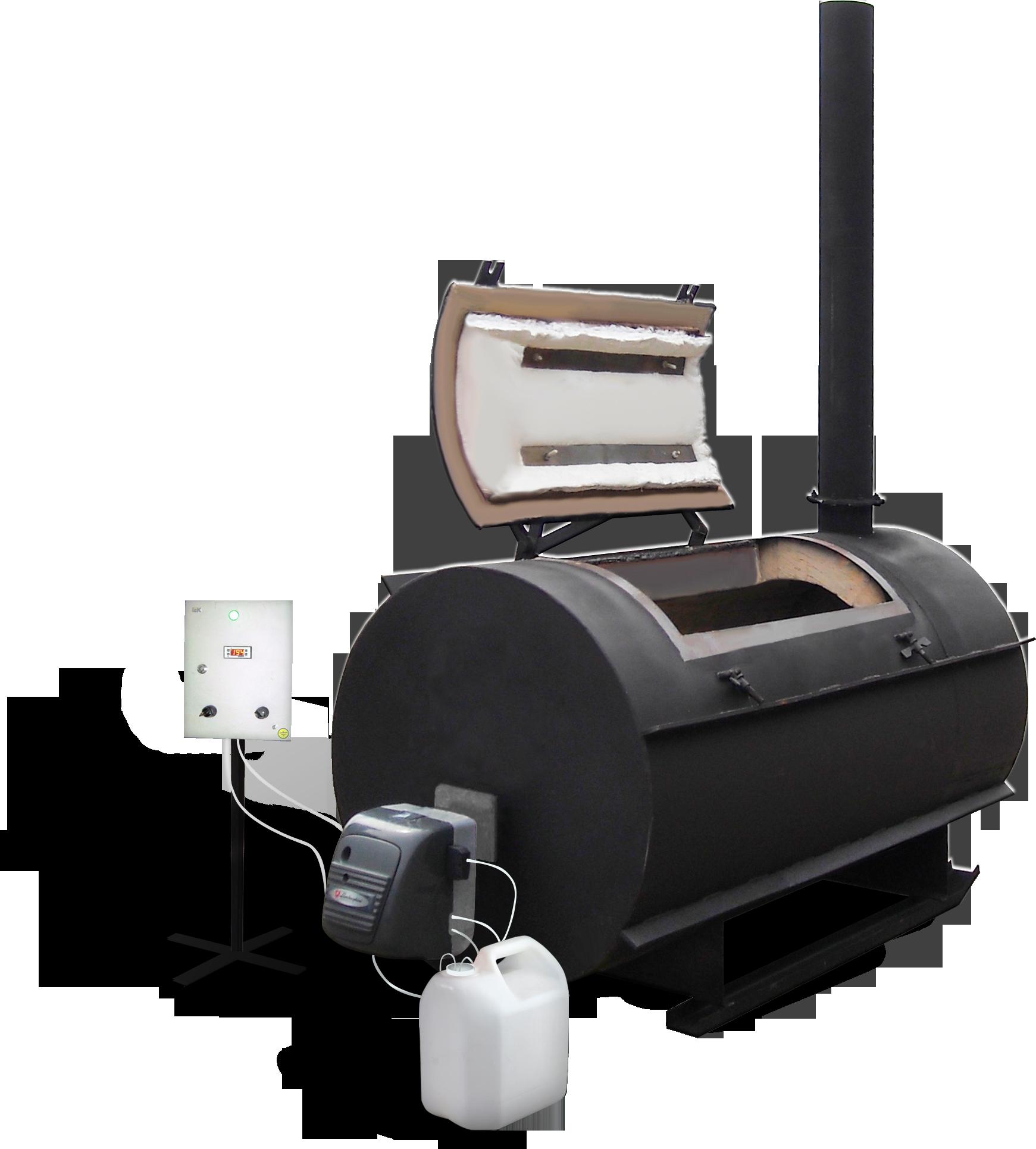 крематоры, инсинераторы, сжигание отходов